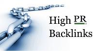 tinggi pr backlink